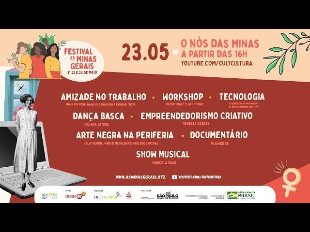 O NÓS DAS MINAS | Festival As Minas Gerais