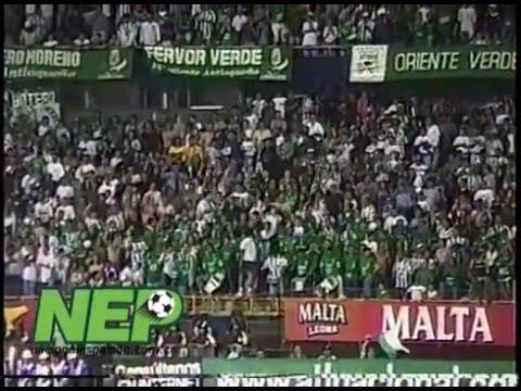 Nacional 5 - Junior 0, ¡Inolvidable!