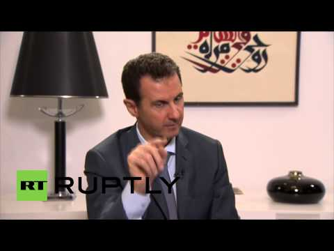 Syria: Europe should stop supporting terrorism to stop refugees - al-Assad