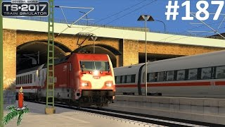 Let's Play Train Simulator 2017 [60FPS] #187 - IC 2342 nach Dresden Hbf | Der 1.Advent