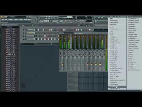 FL Studio Tutorial: Nas - Represent in 5 minutes