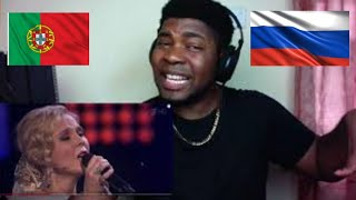 Download Vocal Coach REACTS TO Canção do Mar by Pelageya & Elmira kalimulina Mp3 and Videos