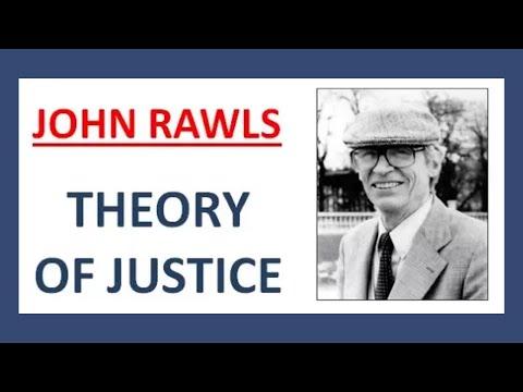 John Rawls: Theory of Justice