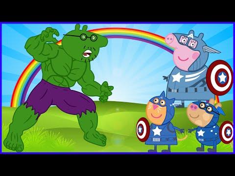 PEPPA PIG VS