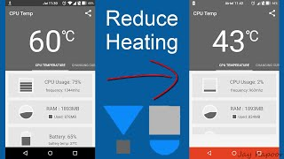 Yu Yureka-Fix Heating Issue in Lollipop Cm12.1 Improve Performance