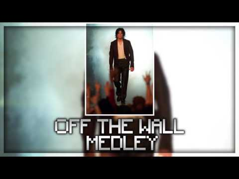 OFF THE WALL MEDLEY - Invincible World Tour 3rd Leg (Fanmade) | Michael Jackson