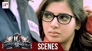 10 endrathukulla movie fight scene vikram saves samantha abhimanyu singh tensed about samantha