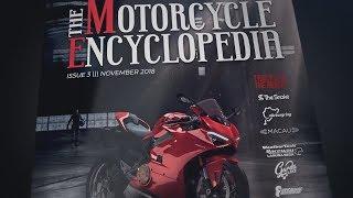 RIDE 3 - The Motorcycle Encyclopedia Trailer