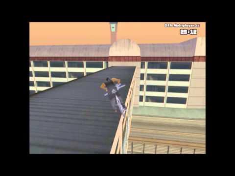 GTA SA-MP : Bike Jumps