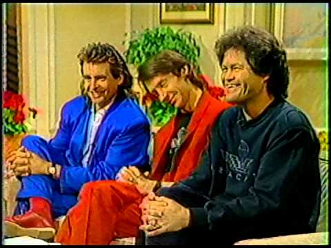 Jane Pauley   Monkees Interview 1986
