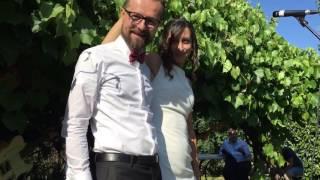 Miriam gave Cristian his favourite Punk-Rock band as wedding present