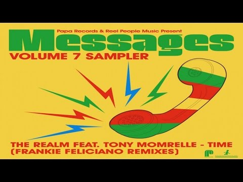 The Realm feat. Tony Momrelle - Time (Frankie Feliciano Classic Vocal Mix)