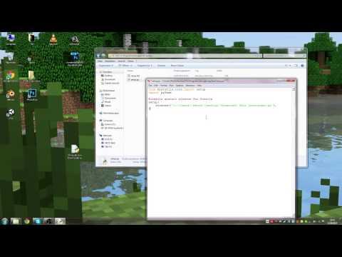 Minecraft Skin Downloader erstellen # 7 | Als EXE exportieren
