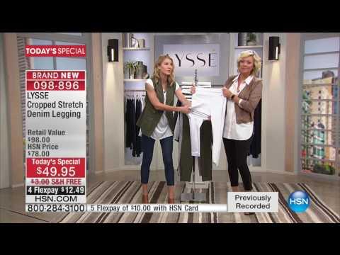 HSN | LYSSE Fashions 04.20.2017 - 06 AM