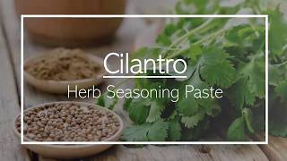 Cilantro Herb Seasoning Paste