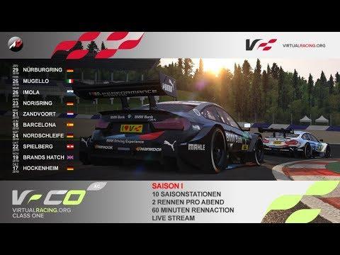 Assetto Corsa | VRCO I 2019 – Lauf 3 @ Imola – virtualracing.org