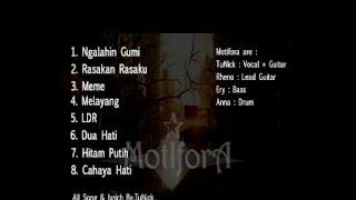 Full album pertama Motifora HITAM PUTIH (Ngalahin Gumi) 2015