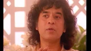 Rendezvous with Simi Garewal - Zakir Hussain & Antonia (1998)