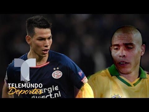 El gran elogio de Ronaldo Nazario sobre el Chucky Lozano   Telemundo Deportes