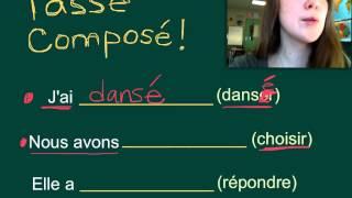 Passé Composé with Avoir
