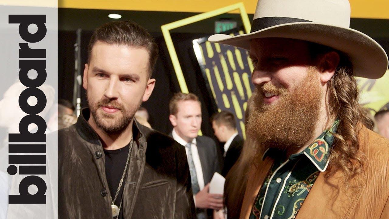 Brothers Osborne on Creating Pardi B Mashup of Jon Pardi & Cardi B | CMT Awards 2018
