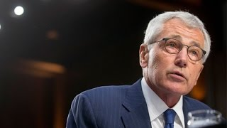 Chuck Hagel Announces Resignation as Defense Secretary