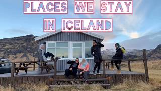 Gambar cover PLACES WE STAY IN ICELAND