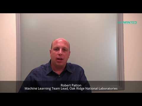 How would you define Deep Learning? - Robert Patton
