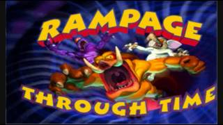 Rampage Through Time OST - Neo Japan