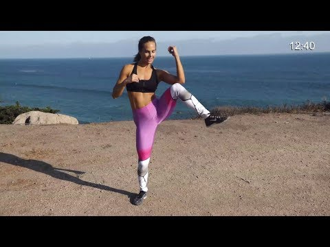 30 Min Glutes & Legs Thighs Workout // Bodyweight Exercises