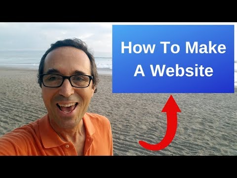 How To Make A Website On Wordpress in 2019 thumbnail
