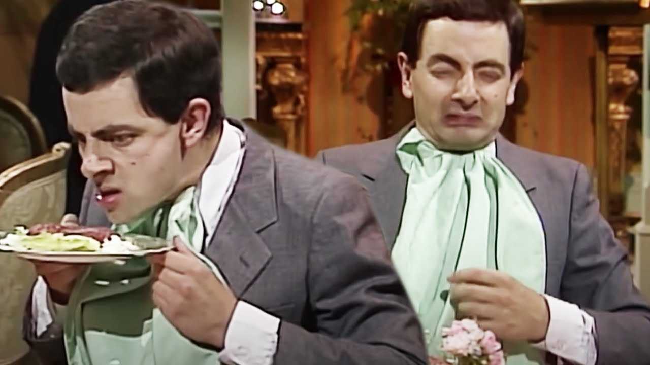 Eating OUT 🍲 | Mr Bean Full Episodes | Mr Bean Official