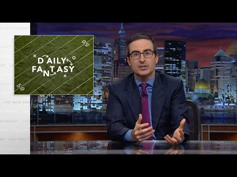 Last Week Tonight with John Oliver: Daily Fantasy Sports