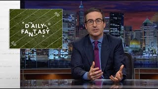 Last Week Tonight with John Oliver: Daily Fantasy Sports (HBO)