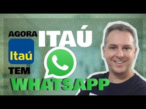 💳Itaú Unibanco| disponibiliza atendimento por WhatsApp, Cartão, Limites, Conta Corrente🚀