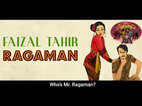Lirik Lagu Ragaman - Faizal Tahir