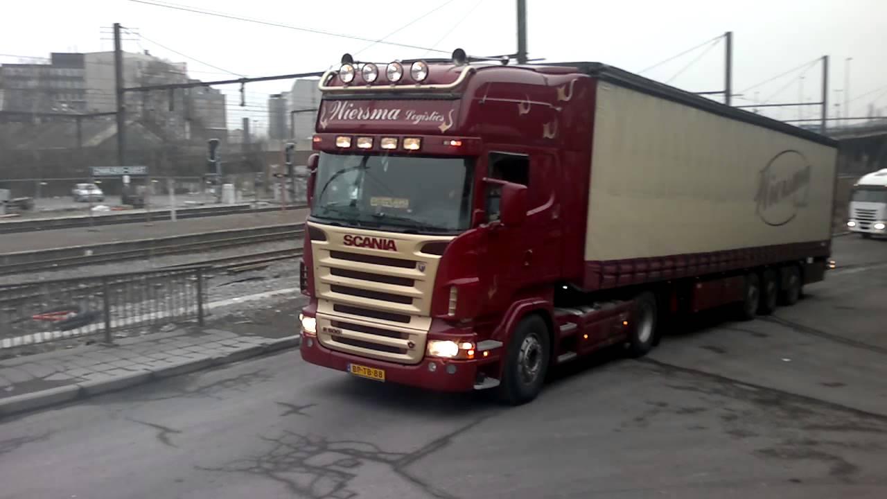 Wiersma logistics ff brullen