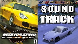 Need For Speed Porsche Unleashed (2000 год) Все Саундтреки из Игры .Full Soundtracks from the Game