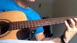 Lệ Tình ( Fly me to polaris )- Ku Minh ( Guitar Solo )