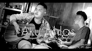 Aku Ikhlas - Aftershine Cover Aak Encun Ft. Heldan (From@AFTERSHINE Official )