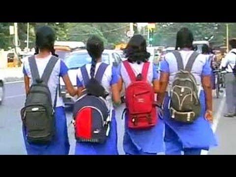Protest against Puducherry govt's dress code idea