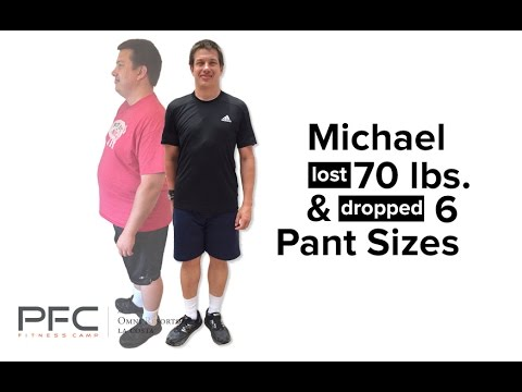 60 Lbs Lighter Michael S Weight Loss Journey With Pfc Fitness