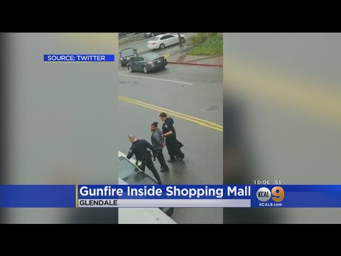 Gunfire Inside Glendale Galleria During Attempted Robbery streaming vf