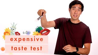 Magician Zach King Does Mind-Blowing Tricks AND Has Expensive Taste | Expensive Taste Test | Cosmo
