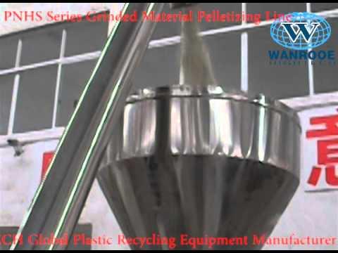 China Plastic pellets making machine,plastic pelletizing line,plastic  recycling&pelletizing machine