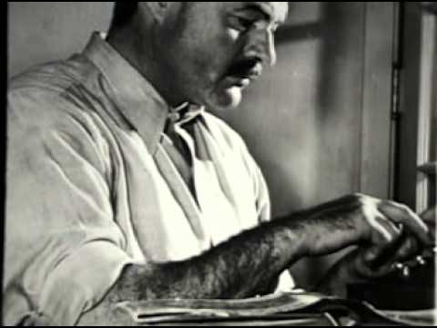 Ernest Hemingway - IGFA Fishing Hall Of Fame