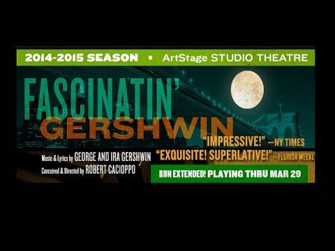 Thrilling Musical Revue FASCINATIN' GERSHWIN Dazzles Audiences at Florida Rep!
