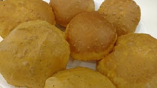 Masala Poori recipe | How to make crispy and spicy poori