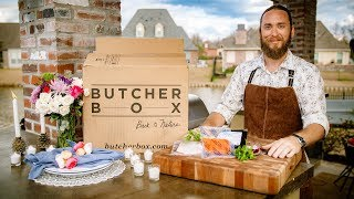 Grilled Surf and Turf | Date Night done right with BBQGuys + Butcher Box