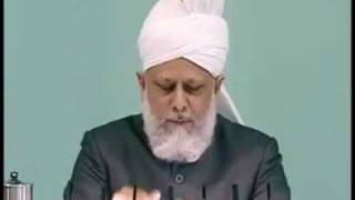 Urdu Friday Sermon 30th April 2010 - Islam Ahmadiyya